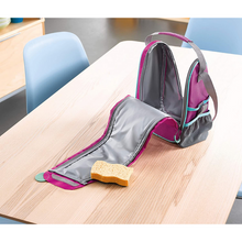 Load image into Gallery viewer, Maped Picnik Dual Zipper Insulated Lunch Bag