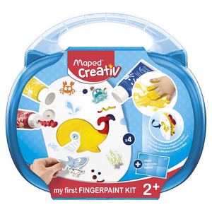 Maped Creativ My First Finger Paint Kit