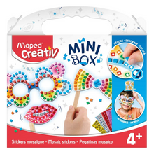 Load image into Gallery viewer, Maped Creativ Mini Box - Mosiac Stickers