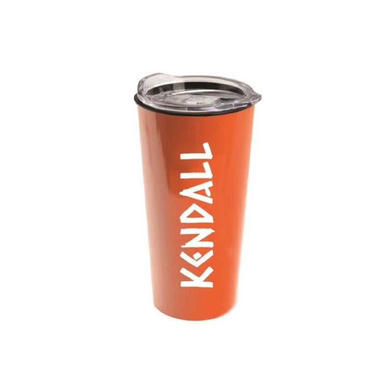 Personalised Roadmaster 18oz Travel Tumbler - Orange