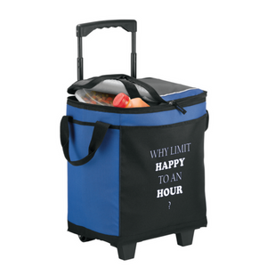 Personalised Rolling Cooler