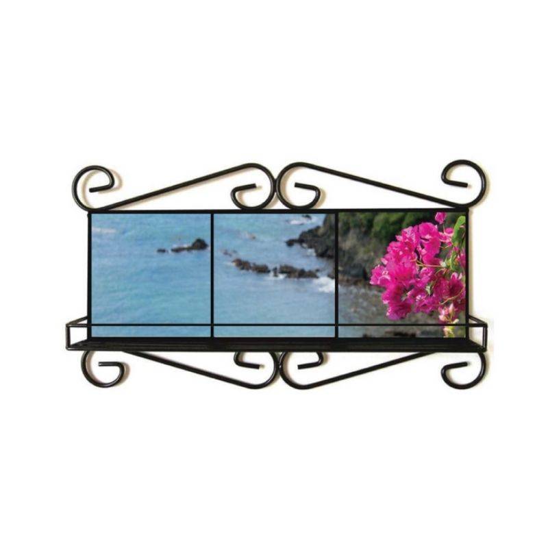 Personalised Wrought Iron Frame