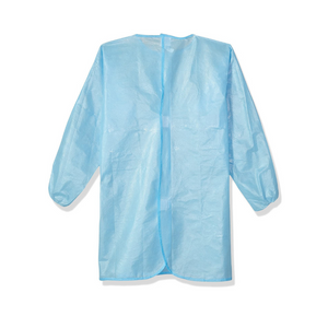 Sargent Long Sleeve Apron/ Art Smock
