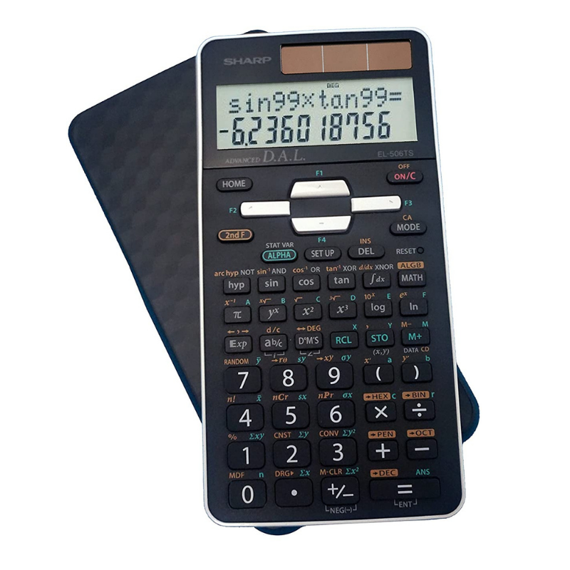 Sharp 469 Functions Scientific Calculator