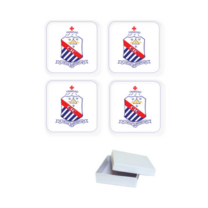 St. Mary's College 4PC Acrylic Coaster Set