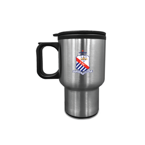 St. Mary's College Stainless Steel Travel Mug