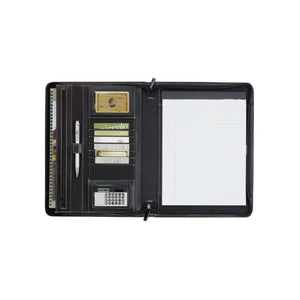 Stratford Zippered Padfolio