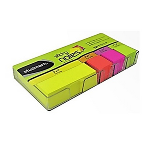 Studmark Adhesive Notes in Dispenser (800 Sheets)