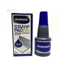 Load image into Gallery viewer, Studmark Stamp Pad Ink 24ML