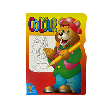 Load image into Gallery viewer, Troque Copy & Colour Preschool Book