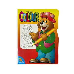 Troque Copy & Colour Preschool Book