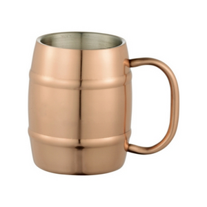 14oz Moscow Mule Barrel Mug