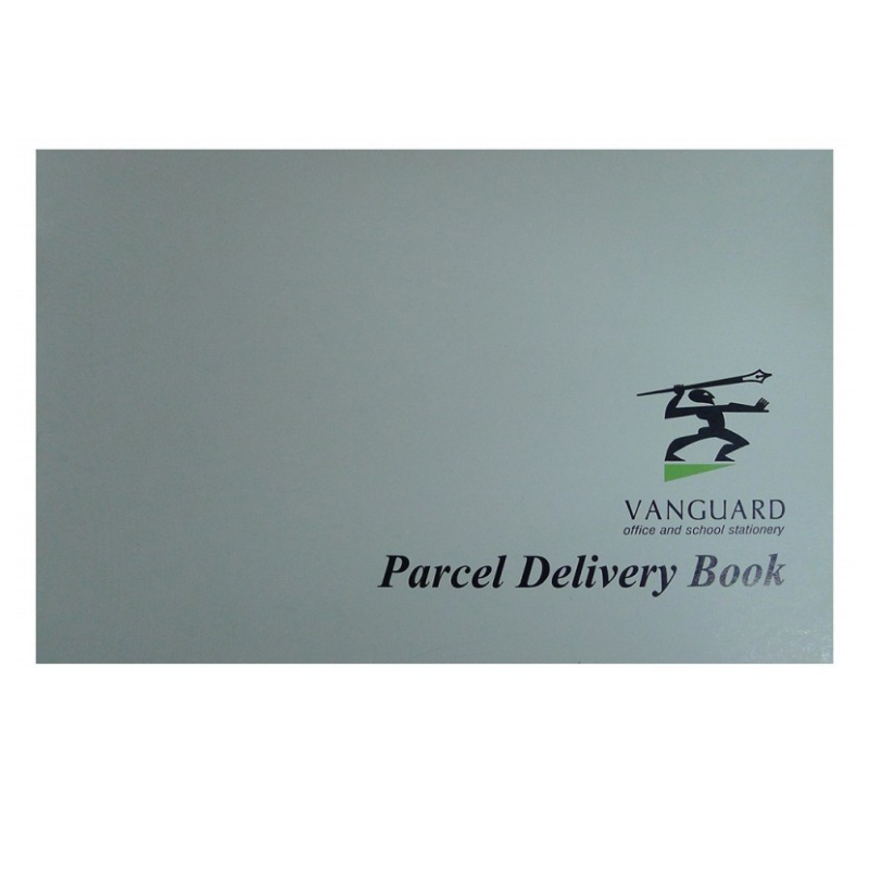 Vanguard Parcel Delivery Book (40 Sheets)