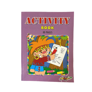 Winners Activity Book 80 Pages