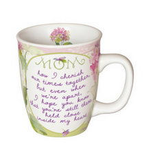 Load image into Gallery viewer, You Are Loved Mom Ceramic Mug