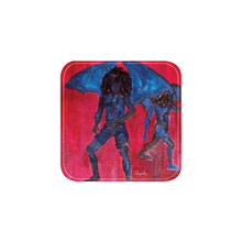 Load image into Gallery viewer, Ysharda Clement – 4PC Acrylic Coaster Set – Carnival Collection