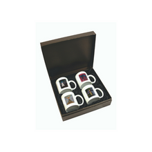 Load image into Gallery viewer, Ysharda Clement – 4 PC Mug Set in Gift Box