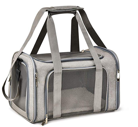 Pet Carriers & Travel Products