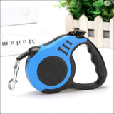 Automatic Retractable Dog Leash Anti bite Heavy Duty Pet Walking Leash with Anti Slip