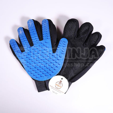 Pet Deshedding Brush removal Hair Glove For dog and Cat