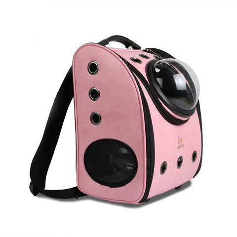 Foldable Breathable Pet Carrier Traveler Backpack for Dog Cat