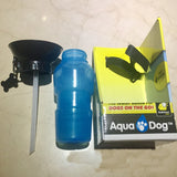 Portable Pet Ninja Zero Mess-No Spill Dog Cat Water Mug Bottle