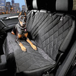 Waterproof Dog Cat Pets Seat Cover With Hammock for Cars,