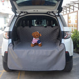 Waterproof Pet Products Quilted SUV Vehicle Cargo Cover