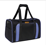 Pet Carrier Airline Approved,Expandable Foldable Soft Sided  Carrier For Dog And Cat