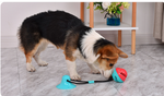 Suction Cup Dog Toy chew Ball for dogs and cats Teeth Cleaning Pet Molar Bite Toy