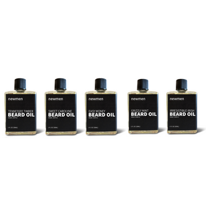 Newmen™ Beard Oil Bundle (5-Pack)