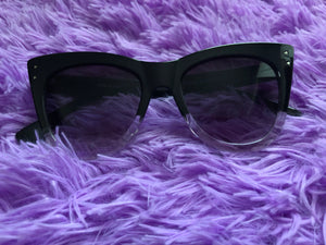 Faded Cateye Sunnies