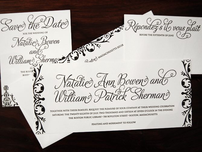 Vermonts Most Extensive Collection Of Wedding Invitations