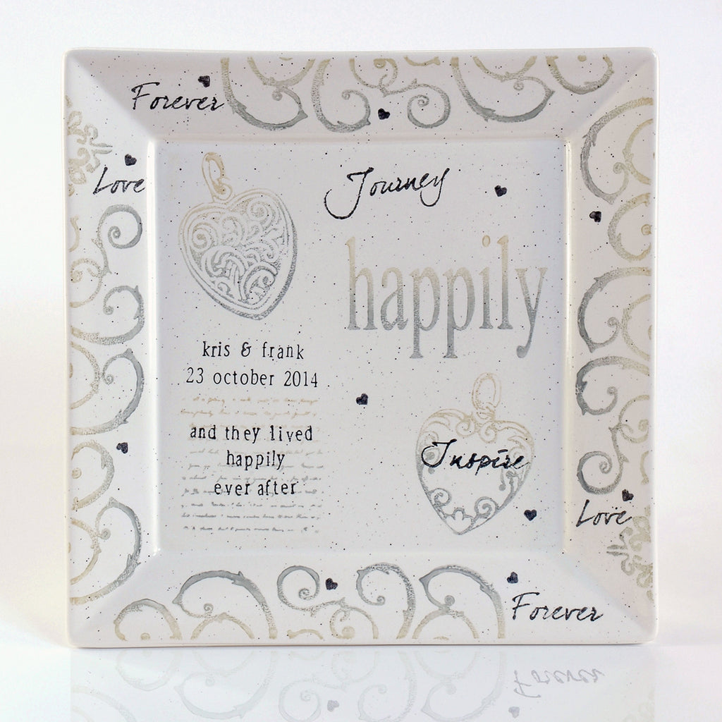 Happily Ever After Plattery by Museware at Arabesque of Vermont