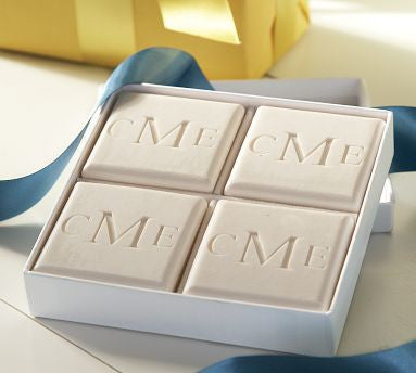 Mini Luxe Soap Set by Carved Solutions