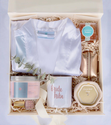 Bride-to-Be (or Bridesmaid!) Gift Box