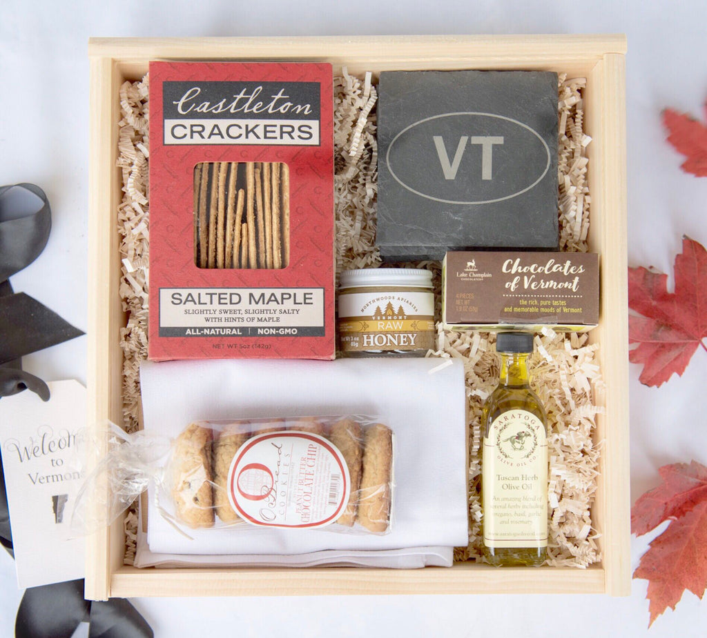 """Welcome Home"" Gift Box"