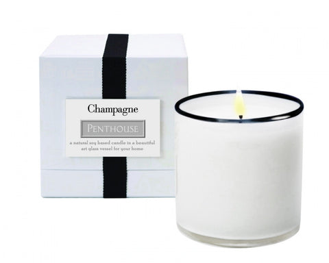 Champagne Candle by LAFCO