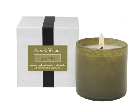 Sage & Walnut Candle by LAFCO