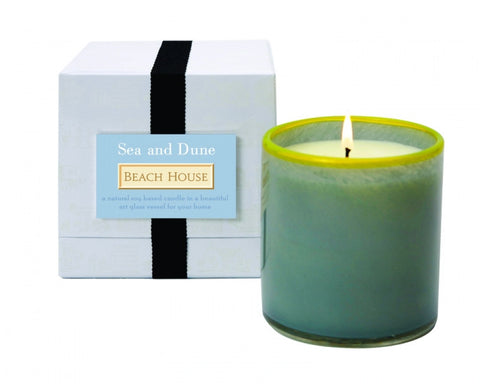 Sea and Dune Candle by LAFCO