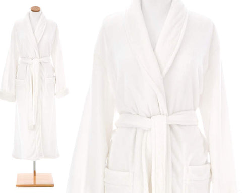 Sheepy Fleece Robe by Pine Cone Hill