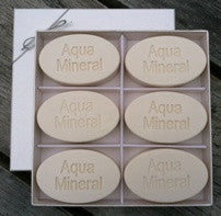 Signature Spa Personalized Six-Bar Soap Set by Carved Solutions