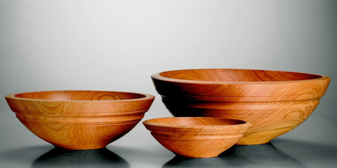 Willoughby Bowl by Andrew Pearce