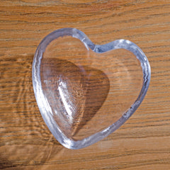 Highgate Heart Candy Dish by Simon Pearce