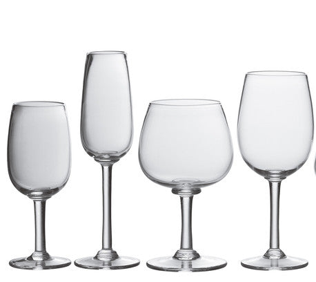 Woodstock Stemware by Simon Pearce