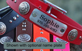 custom name plates from Ruff Puppies
