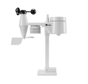 5-in-1 Wireless Weather Station with PC Data Sync