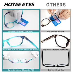 Hoyee Eyes Blue Light Blocking Glasses