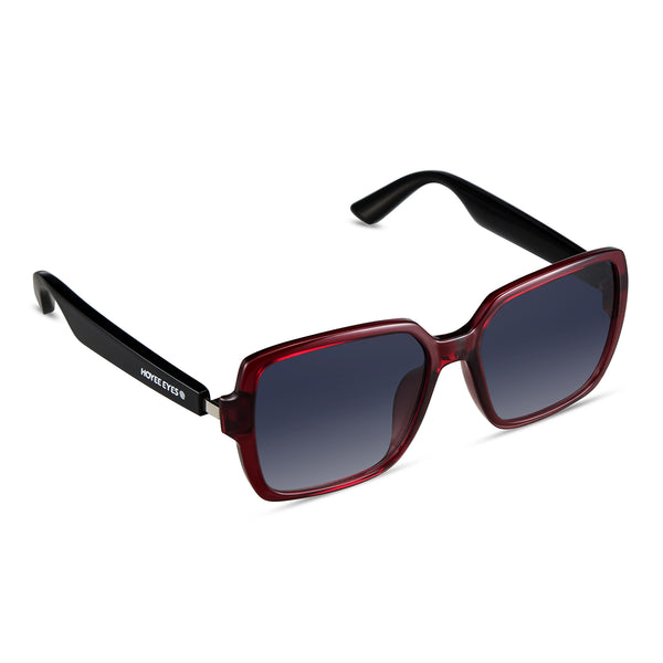 Hoyee Eyes Monarch Ruby - Womens Smart Sunglasses