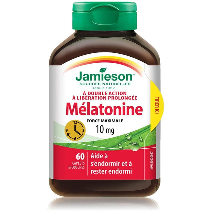 Jamieson Melatonin 10mg Timed Release 60 caps 064642068248